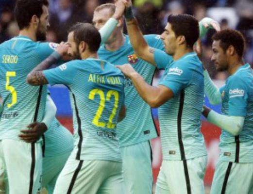 Photo of «Բարսելոնան» գերխոշոր հաշվով հաղթեց «Ալավեսին»