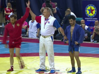 Tigran Kirakosyan-champion