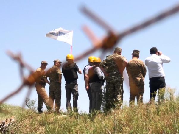 Photo of Мониторинг ОБСЕ на линии соприкосновения вооруженных сил Арцаха и Азербайджана