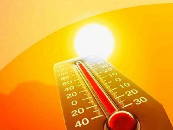 Օդի ջերմաստիճանը հուլիսի 30-ից կբարձրանա