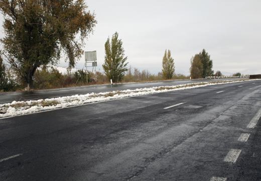 Photo of Հանրապետության որոշ ավտոճանապարհներին ձյուն է տեղում