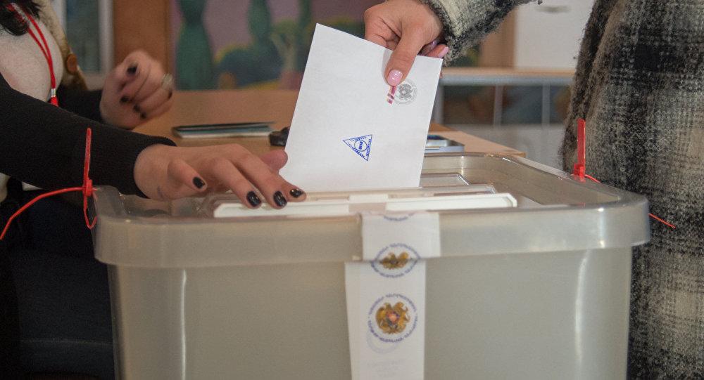 Photo of ՇՄ-ում ընտրություններն առավել ակտիվ են անցնում խոշորացված Անի համայնքում, որտեղ ընտրության մասնակիցների թիվը բարձր է