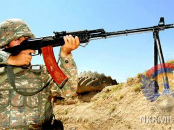 Photo of 7 дней на передовой линии, противник нарушал режим прекращения огня около 300 раз