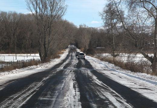 Photo of Որոշ ավտոճանապարհներին ձյուն է տեղում