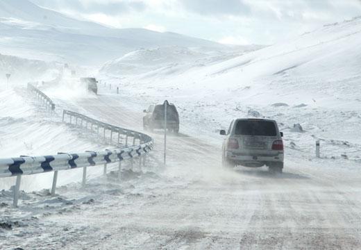 Photo of Ստեփանծմինդա-Լարս ավտոճանապարհը մարդատար ավտոմեքենաների համար բաց է, իսկ բեռնատարների համար՝ փակ