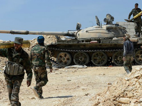 SAA-tank-in-rural-Hama