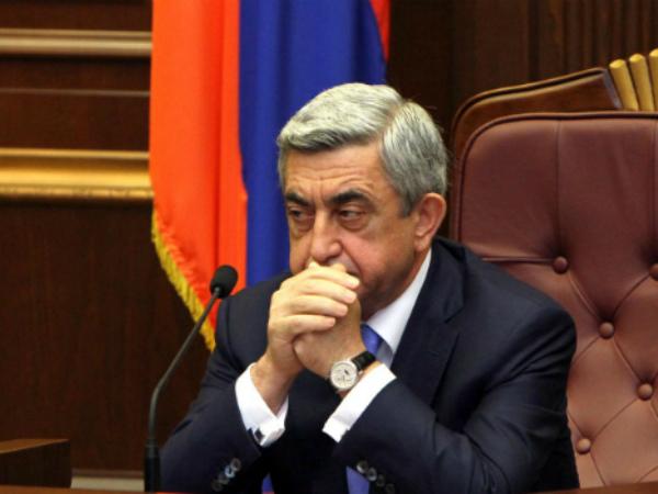 Photo of Экс-президенту РА Сержу Саргсяну выдвинуто обвинение.