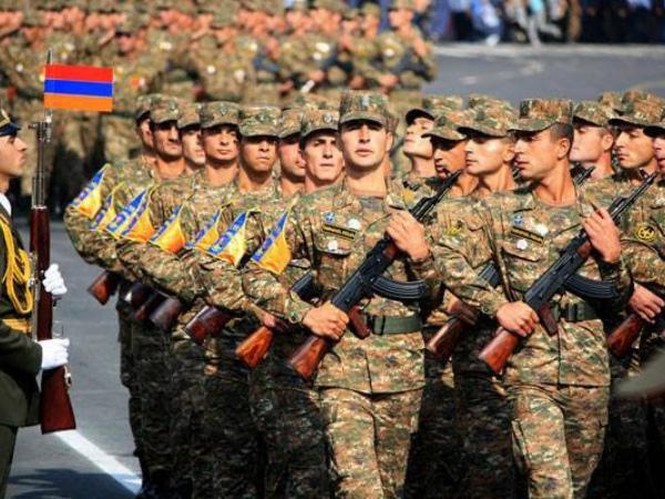 Photo of Այսօր նշվում է Հայոց բանակի կազմավորման 28-ամյակը