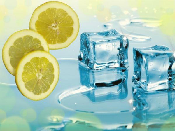 led-s-limonom
