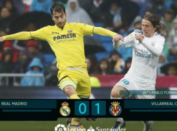 Photo of «Ռեալը» սեփական հարկի տակ պարտվեց «Վիլյառեալին»