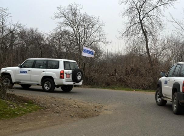 Photo of ԵԱՀԿ-ն  դիտարկում է անցկացրել  Արցախի և Ադրբեջանի սահմանին