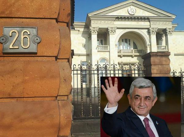 Photo of Իշխանության օրինական «տերը» կարող է վերադառնալ Բաղրամյան 26. Ս. Սարգսյանն ապրիլի 9-ին պետք է դուրս գա
