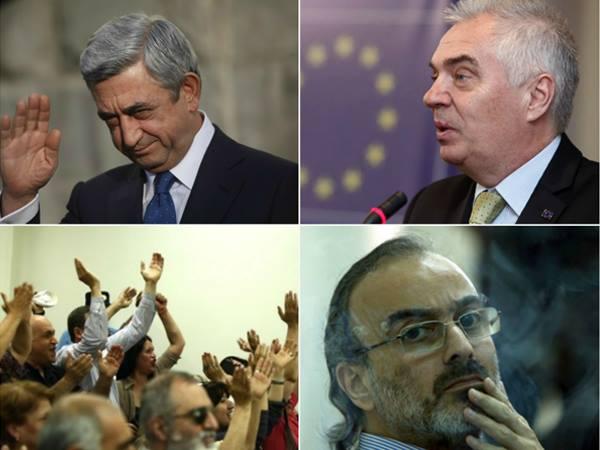 Photo of Ինչո՞ւ են եվրաչինովնիկներն աչք փակում, երբ տեսնում են Հայաստանի սահուն գահավիժումը