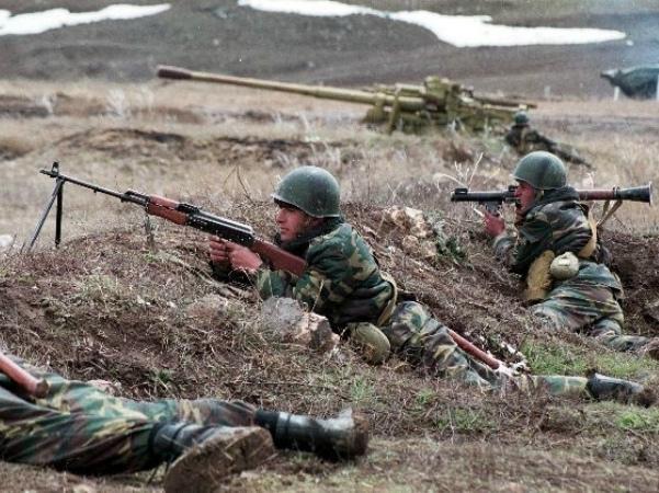Photo of 7 дней на передовой линии, по армянским позициям было произведено более 2500 выстрелов