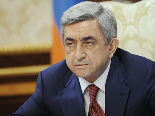 Photo of Офис Сержа Саргсяна обнародовал заявление