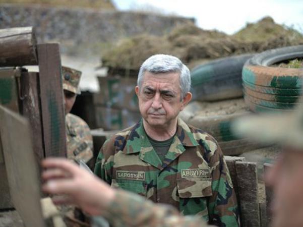 Photo of Ս.Սարգսյանի՝ բանակցությունների գնալը միշտ ուղեկցվել է սահմանին հայկական կողմի զոհերով