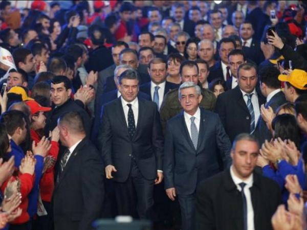 Photo of Ս. Սարգսյանի վախը «նիրհող ականներից» է, որոնց գործարկումը կանխելն անկարելի է