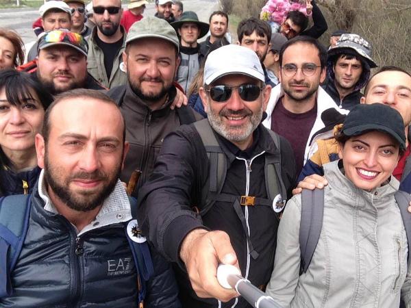 Photo of Լինելու է հզոր Ազատության հրապարակ. «Իմ քայլը» արդեն Երևանում է