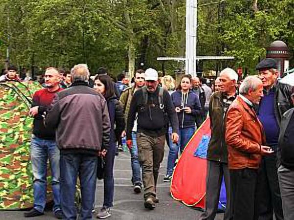 Photo of Քաղաքացիների բողոքի գործողությունները մայրաքաղաքում