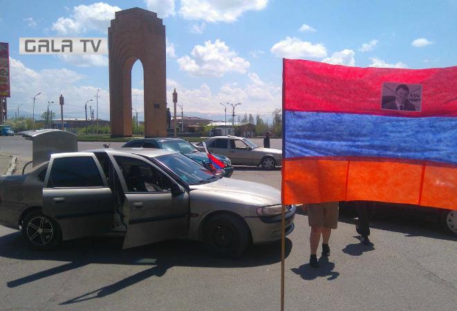 Photo of Գյումրին «փակ քաղաքի» է վերածվել, երթեւեկությունը դադարեցված է. ֆոտոլուր