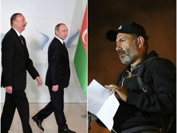 Photo of Беспрецедентная армянская легитимность  против союза диктаторов и региональной нестабильности