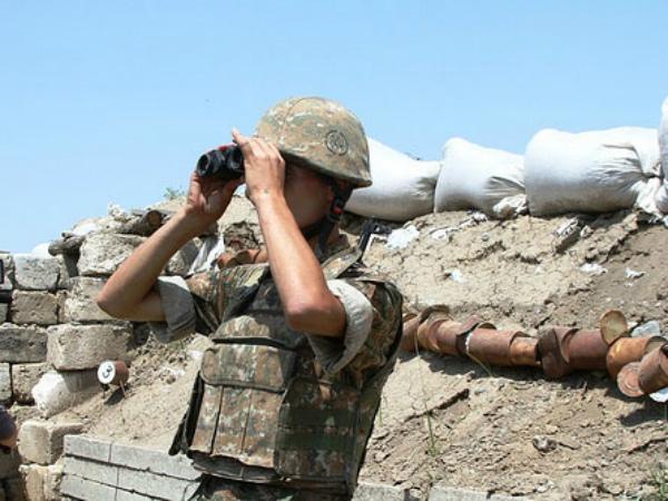 Photo of 7 օր առաջնագծում. հայ դիրքապահների ուղղությամբ արձակվել է ավելի քան 3000 կրակոց