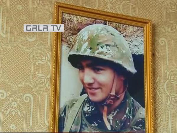 Photo of Мать погибшего героя апрельской войны Хачатура Арутюняна родила сына