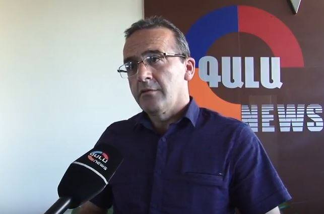 Photo of «Замолкните и успокойтесь; вы съели, довели до нищеты целое государство», — правозащитник Артур Сакунц