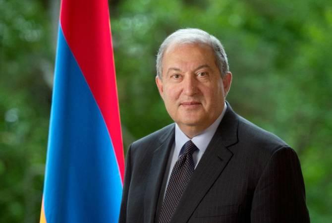 Photo of Նախագահ Արմեն Սարգսյանը շարունակում է շնորհավորական ուղերձներ ստանալ տարբեր երկրների ղեկավարներից