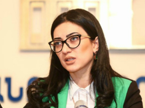 Arpine Hovhannisyan