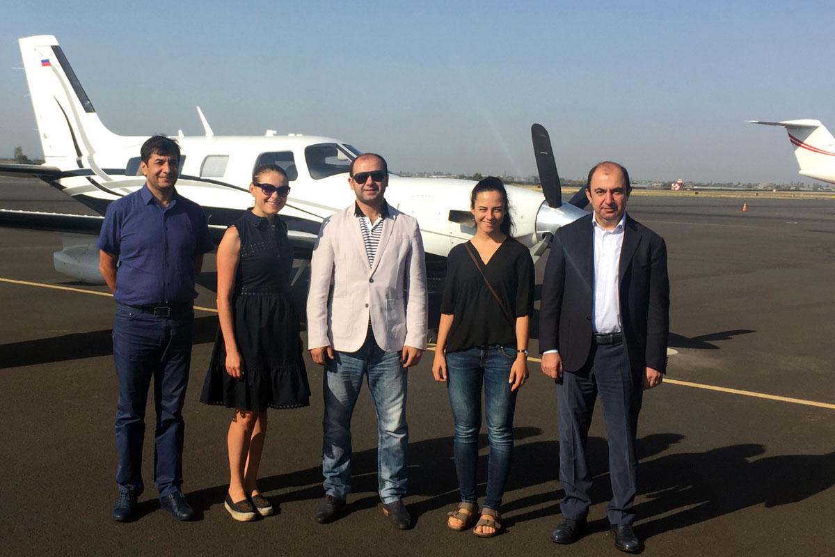 Photo of Քայլեր են ձեռնարկվում Հայաստանում փոքր ավիացիայի զարգացման ուղղությամբ