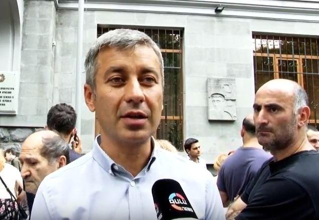 Photo of Н. Пашинян поручил Давиду Санасаряну обеспечить исполнение решения «О временном прекращении полномочий обвиняемого»
