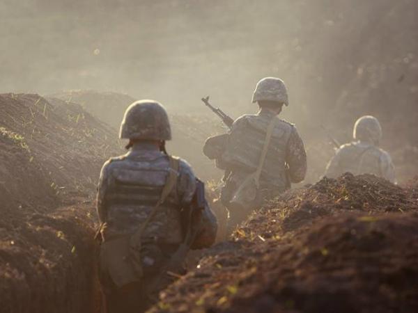 Photo of 7 дней на передовой линии, противник нарушал режим прекращения огня более 150 раз