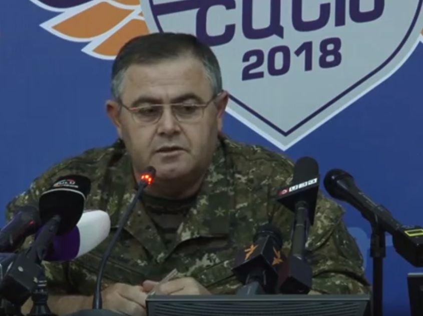 Photo of ՀՀ ԶՈւ ԳՇ պետը կմասնակցի ՀԱՊԿ ռազմական կոմիտեի նիստին