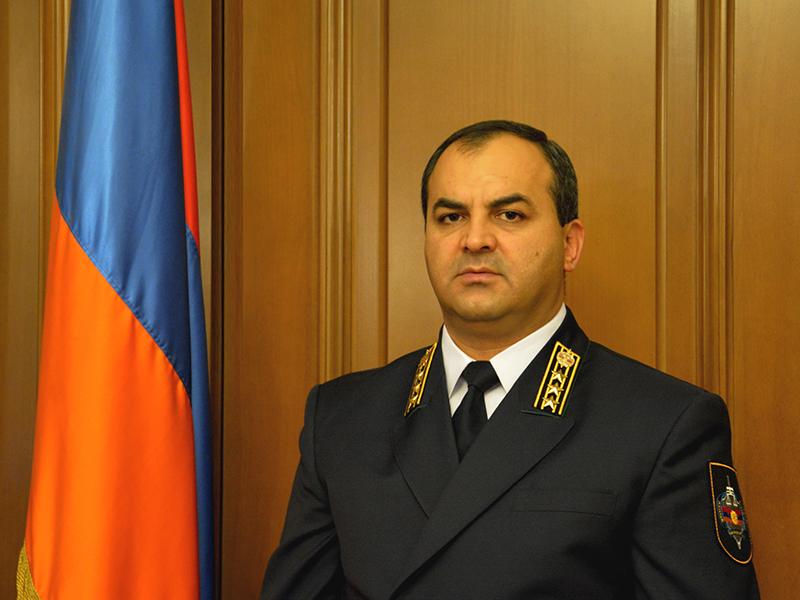 Photo of ՀՀ գլխավոր դատախազ Արթուր Դավթյանն աշխատանքային այցով մեկնել է Բելառուս
