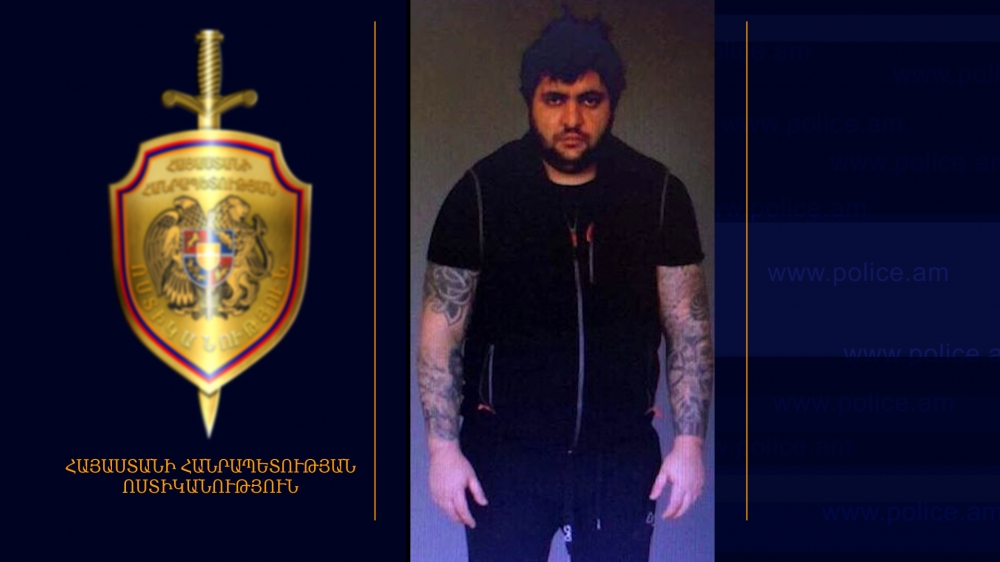 Photo of Սաշիկ Սարգսյանի որդուն կարտահանձնեն