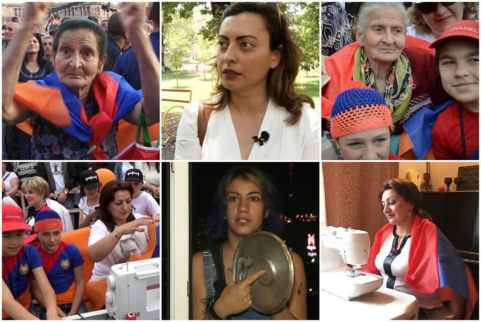 Photo of Ապրիլյան հեղափոխությունը և կանայք. ֆիլմ, որը պատմում է «գենդերային հեղափոխության» մասին