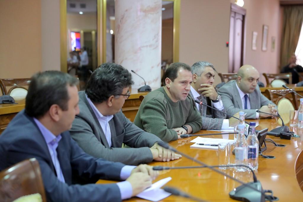 Photo of Դավիթ Տոնոյանն ընդունել է ՌԴ առաջատար լրատվամիջոցների ներկայացուցիչներին