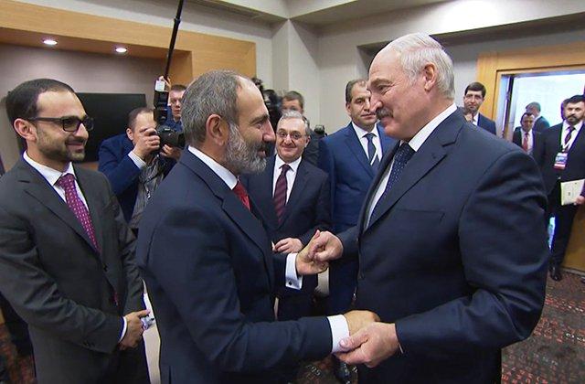 Nikol-Lukashenko