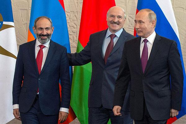 Photo of Հայաստան, Բելառուս, Ռուսաստան՝ ոչ դաշնակցային եռանկյունի