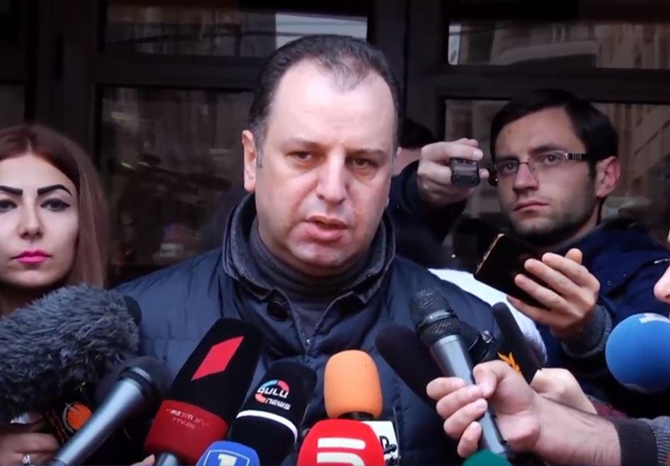 Photo of Ես վրդովված եմ, բայց նաև հանգիստ․ Վիգեն Սարգսյան