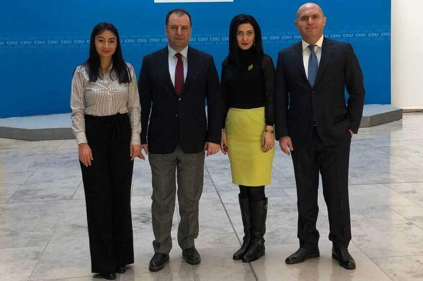Photo of ՀՀԿ մի քանի գործիչներ Գերմանիայում են. վաղը Գերմանիա է մեկնում նաեւ վարչապետը