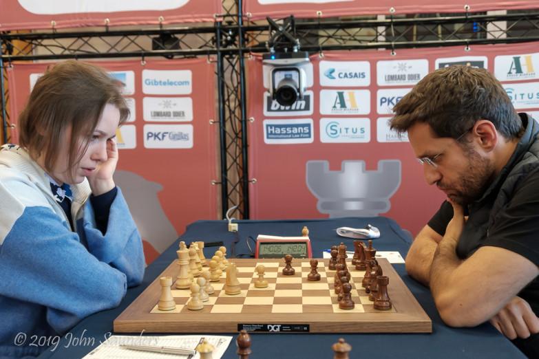 Photo of Gibraltar Masters. Լևոն Արոնյանը ոչ-ոքի է խաղացել 2-րդ տուրում