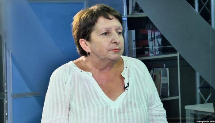 Photo of «С незапамятных времен отношение к осужденным не изменилось», — председатель НПО «Журналисты во имя прав человека» Жанна Алексанян
