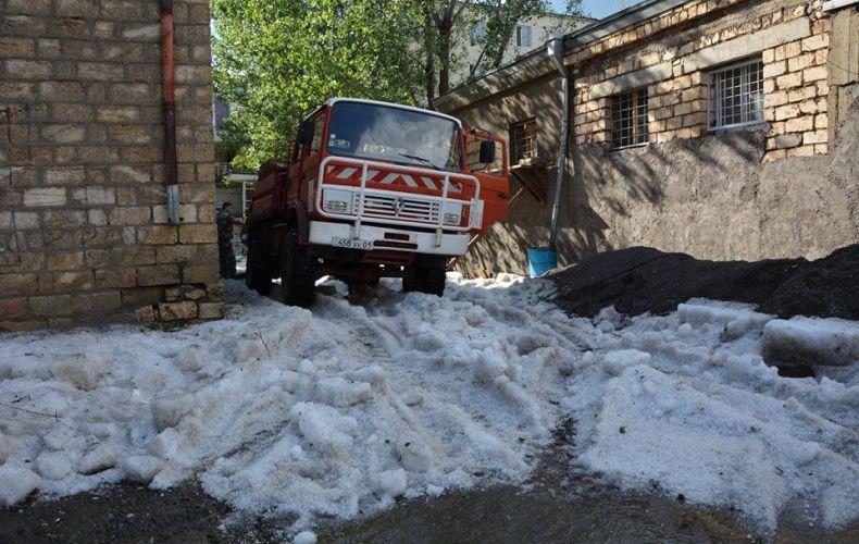 Photo of Ողբերգական դեպք Շուշի քաղաքում. փրկարարները բնակարաններից մեկում հայտնաբերել են 3 դի
