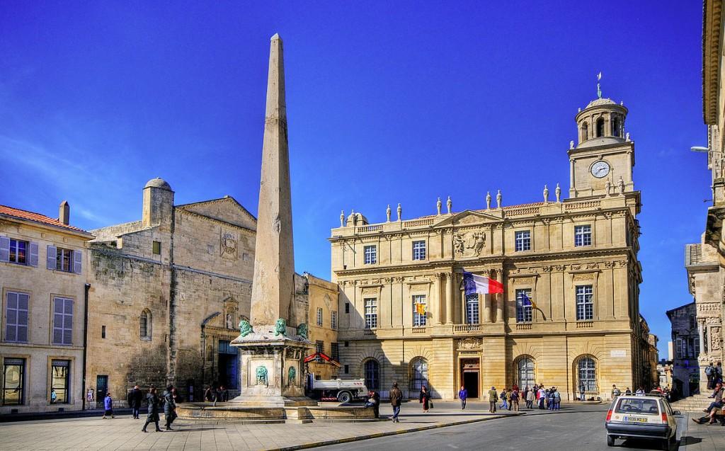 Arles_Place_de_la_République