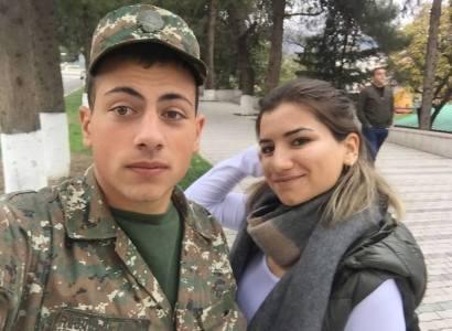 Photo of «Էսօր իմ զինվորի տոնն ա». Նիկոլ Փաշինյանի դուստրը եղբոր հետ լուսանկար է հրապարակել