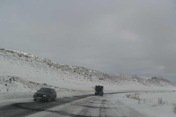 Photo of ՀՀ տարածքում ավտոճանապարհները հիմնականում անցանելի են. վարորդներին խորհուրդ է տրվում երթևեկել բացառապես ձմեռային անվադողերով