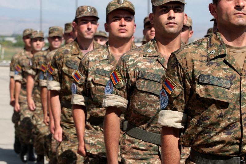 Photo of Կառավարությունն ընդունել է զինծառայողների աշխատավարձերի բարձրացմանն ուղղված որոշում