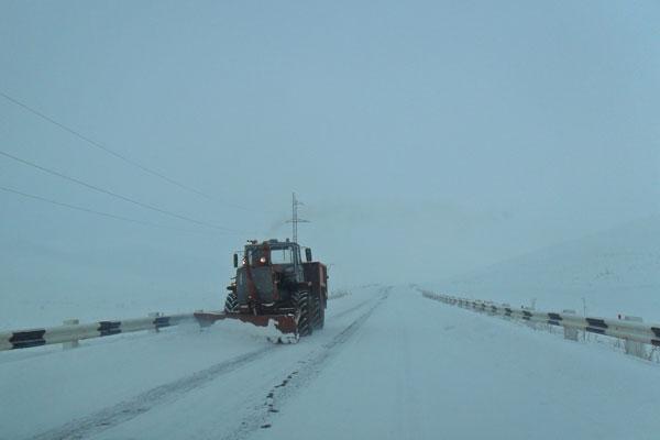 Photo of Աշոցքի, Սպիտակի, Ճամբարակի, Մարտունիի տարածաշրջաններում ձյուն է տեղում